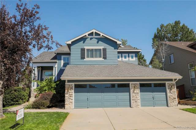 10198 Kleinbrook Way, Highlands Ranch, CO 80126 (#1763150) :: The DeGrood Team