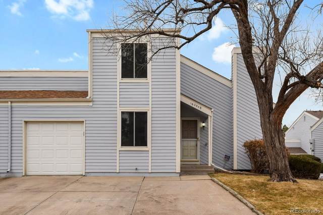 16095 E Rice Place B, Aurora, CO 80015 (MLS #1763281) :: Bliss Realty Group