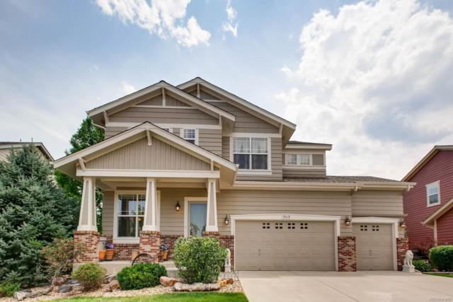10610 Kicking Horse Drive, Littleton, CO 80125 (#1763303) :: The City and Mountains Group