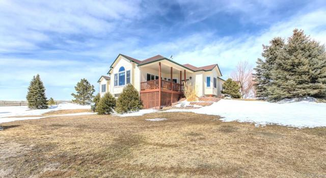 3487 Willownook Ranch Trail, Elizabeth, CO 80107 (#1763342) :: The HomeSmiths Team - Keller Williams