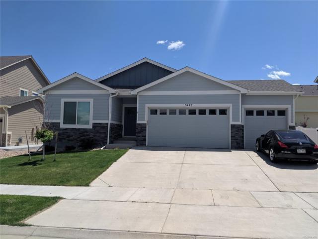 5476 Teton Drive, Frederick, CO 80504 (#1763376) :: The HomeSmiths Team - Keller Williams