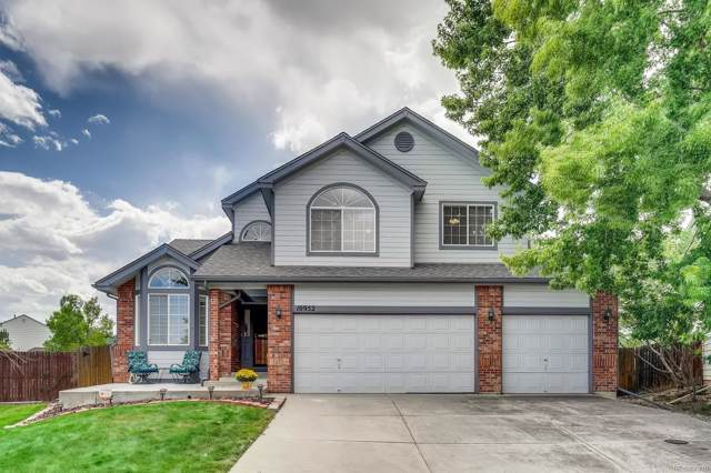 10952 W Bellwood Place, Littleton, CO 80127 (MLS #1763552) :: 8z Real Estate