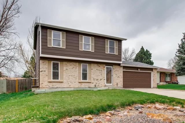 17742 E Kansas Place, Aurora, CO 80017 (#1763560) :: House Hunters Colorado