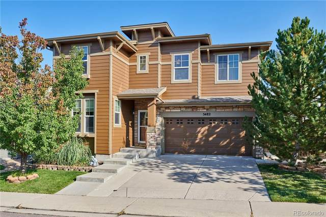 5482 Fullerton Circle, Highlands Ranch, CO 80130 (#1763710) :: The Brokerage Group