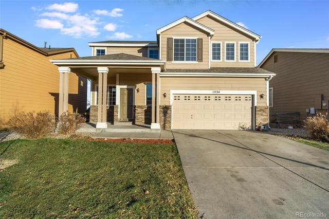 1234 101st Court, Greeley, CO 80634 (MLS #1763804) :: Bliss Realty Group