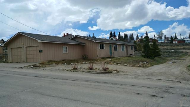 225 W 12th Street, Leadville, CO 80461 (#1763871) :: The DeGrood Team