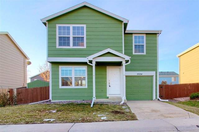 5524 E 101st Place, Thornton, CO 80229 (#1764407) :: 5281 Exclusive Homes Realty