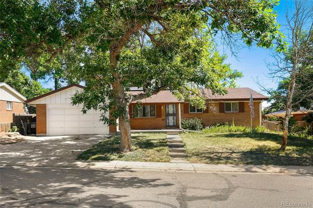 1171 W 102nd Place, Northglenn, CO 80260 (MLS #1764709) :: 8z Real Estate