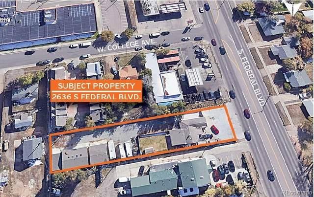 2636 S Federal Boulevard, Denver, CO 80219 (#1765268) :: Berkshire Hathaway HomeServices Innovative Real Estate