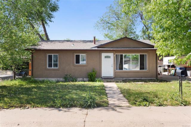 1051 Montrose Avenue, Colorado Springs, CO 80905 (#1765387) :: Venterra Real Estate LLC