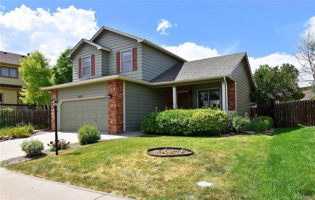 2419 Moorgate Drive, Loveland, CO 80538 (#1765461) :: Sellstate Realty Pros