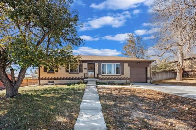 1135 S Depew Street, Lakewood, CO 80232 (#1765492) :: Kimberly Austin Properties