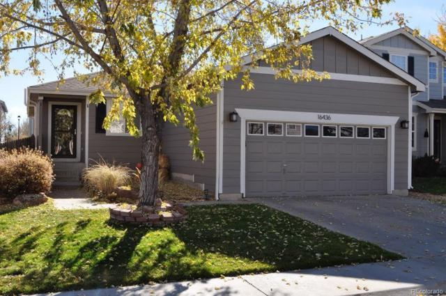 16436 E Phillips Place, Englewood, CO 80112 (#1765561) :: Sellstate Realty Pros