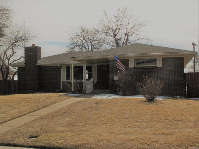 400 W 6th Avenue, Broomfield, CO 80020 (MLS #1765964) :: Kittle Real Estate