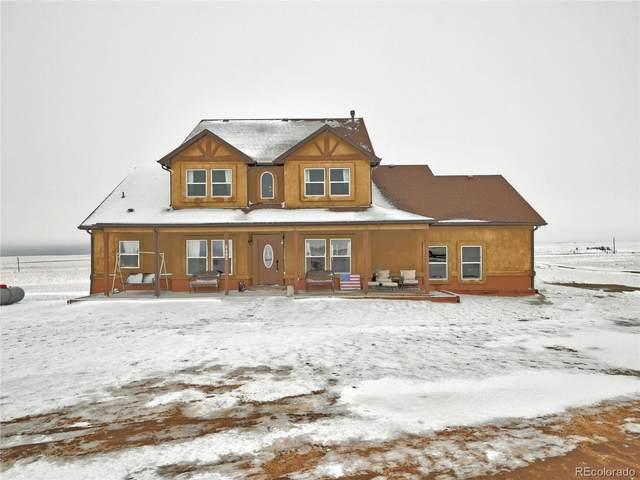 5485 N Yoder Road, Calhan, CO 80808 (MLS #1766066) :: 8z Real Estate