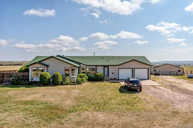 21220 Scott Road, Calhan, CO 80808 (#1766236) :: The DeGrood Team