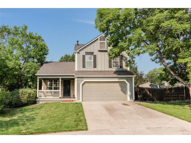 8535 Union Circle, Arvada, CO 80005 (MLS #1766510) :: 8z Real Estate