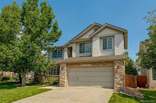 10610 Winterflower Way, Parker, CO 80134 (#1767182) :: Kimberly Austin Properties