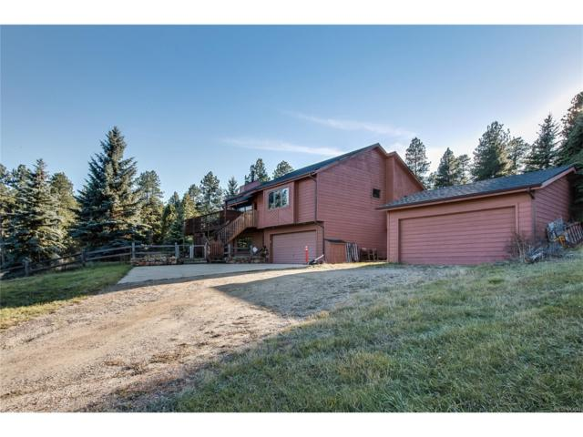 6993 Silverhorn Drive, Evergreen, CO 80439 (#1767244) :: The Peak Properties Group