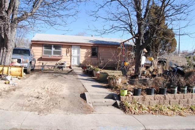 1232 Yates Street, Denver, CO 80204 (#1767388) :: The HomeSmiths Team - Keller Williams