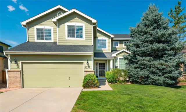 4223 Lark Sparrow Street, Highlands Ranch, CO 80126 (#1767393) :: Structure CO Group