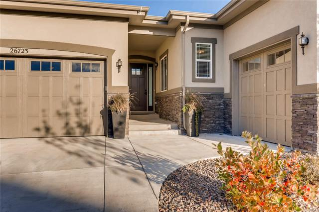 26723 E Peakview Place, Aurora, CO 80016 (#1767804) :: The Tamborra Team