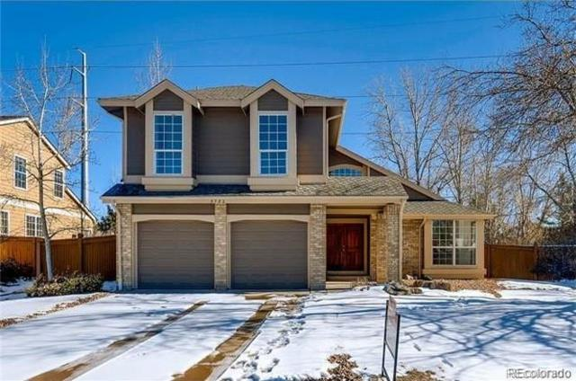5782 S Ouray Court, Centennial, CO 80015 (#1767854) :: The Heyl Group at Keller Williams