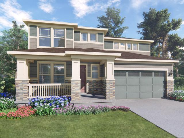 9448 Market Drive, Parker, CO 80134 (#1768007) :: The Heyl Group at Keller Williams