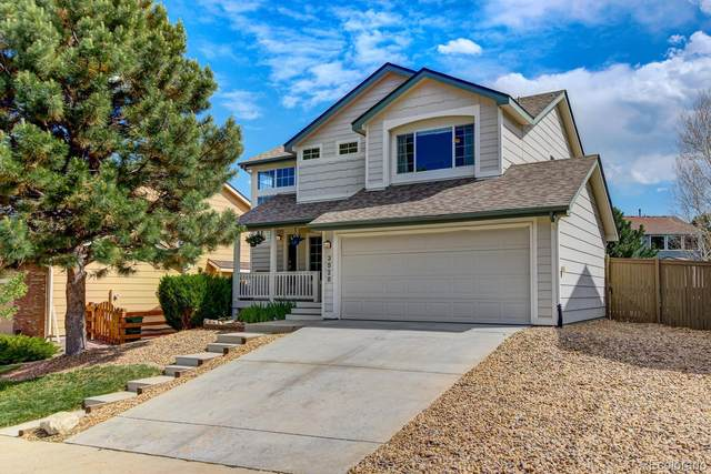 3528 Buffalo Grass Lane, Castle Rock, CO 80109 (#1768297) :: Bring Home Denver with Keller Williams Downtown Realty LLC