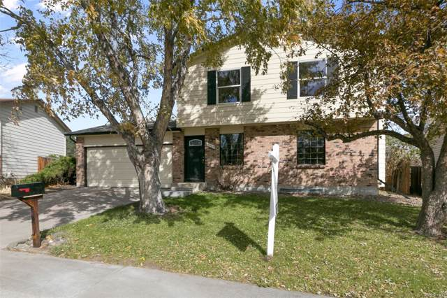 10969 W 104th Place, Westminster, CO 80021 (MLS #1768307) :: The Sam Biller Home Team