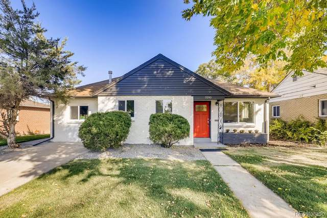 3290 Newport Street, Denver, CO 80207 (#1768548) :: The HomeSmiths Team - Keller Williams