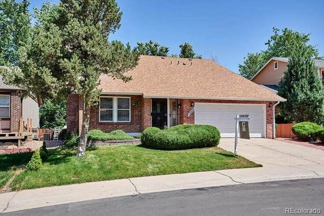 13325 E Arkansas Avenue, Aurora, CO 80012 (#1768775) :: The DeGrood Team