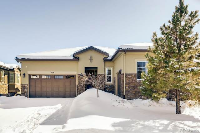 5136 Le Duc Drive, Castle Rock, CO 80108 (MLS #1768818) :: 8z Real Estate