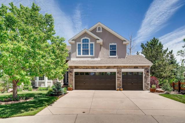 7000 Leicester Court, Castle Pines, CO 80108 (MLS #1769054) :: Keller Williams Realty