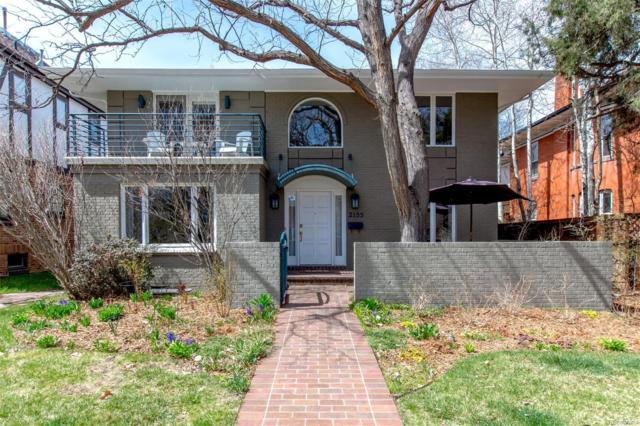 2155 S Saint Paul Street, Denver, CO 80210 (#1769071) :: The Peak Properties Group