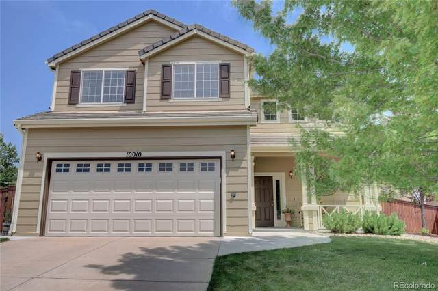 10010 Kingston Court, Highlands Ranch, CO 80130 (#1769403) :: West + Main Homes