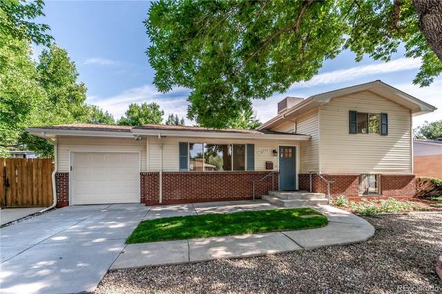 10773 W 67th Place, Arvada, CO 80004 (MLS #1769526) :: Clare Day with Keller Williams Advantage Realty LLC