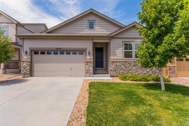 5019 S Ukraine Street, Aurora, CO 80015 (#1769754) :: The Pete Cook Home Group
