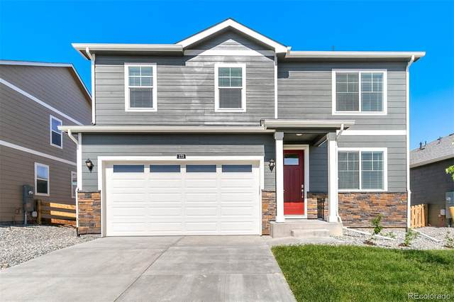 45854 Silverdrop Avenue, Bennett, CO 80102 (#1770215) :: HomeSmart
