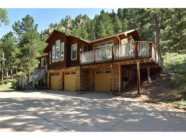 22145 S Saint Vrain Drive, Lyons, CO 80540 (MLS #1770305) :: 8z Real Estate