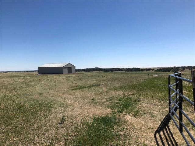 21500 County Road 37, Elbert, CO 80106 (#1770407) :: The Peak Properties Group