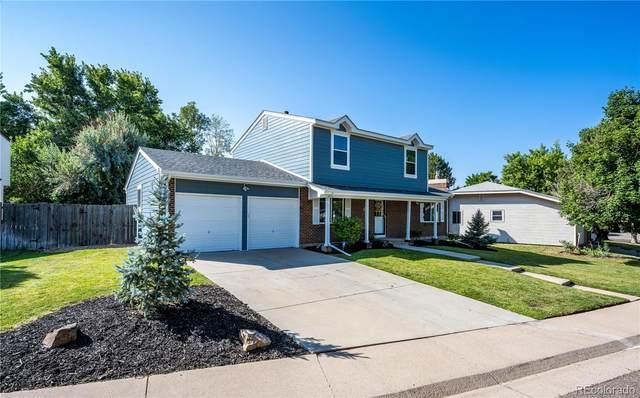 16626 E Rice Circle, Aurora, CO 80015 (#1770726) :: Venterra Real Estate LLC