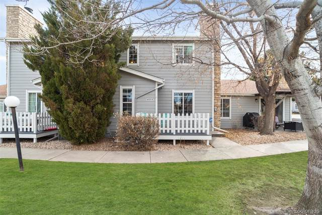 8435 Everett Way B, Arvada, CO 80005 (#1770872) :: Venterra Real Estate LLC