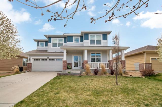 916 Petras Street, Erie, CO 80516 (#1770922) :: Wisdom Real Estate