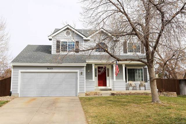 3623 Rosewalk Circle, Highlands Ranch, CO 80129 (#1771192) :: The Dixon Group
