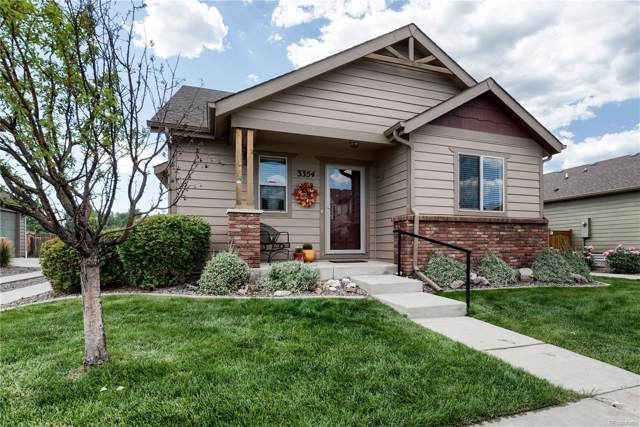 3354 Hewitt Street, Loveland, CO 80538 (MLS #1771273) :: 8z Real Estate