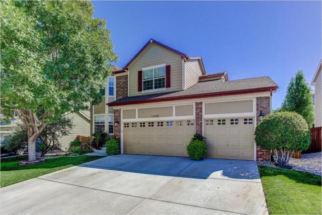 11572 Larkspur Drive, Parker, CO 80134 (MLS #1771398) :: 8z Real Estate