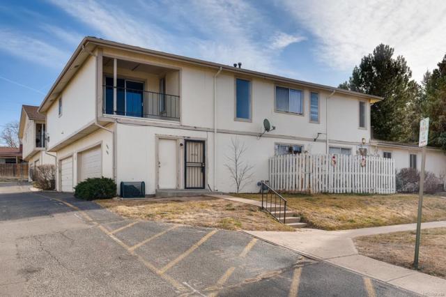 14570 E 13th Avenue, Aurora, CO 80011 (#1771495) :: The HomeSmiths Team - Keller Williams