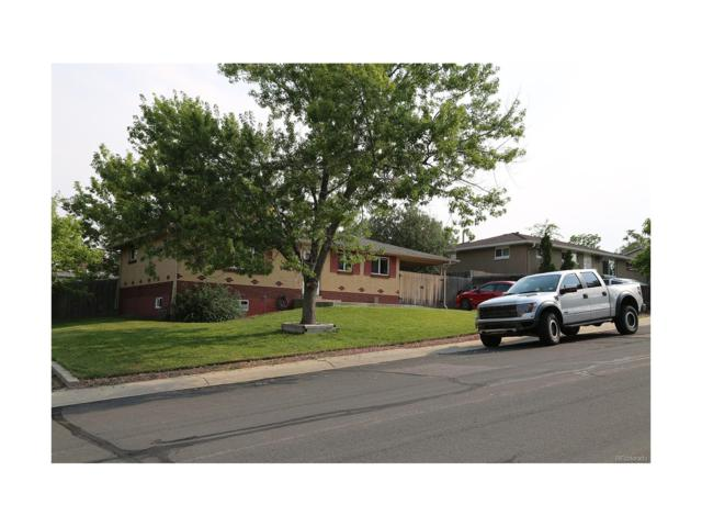 2732 E 90th Place, Thornton, CO 80229 (MLS #1771522) :: 8z Real Estate