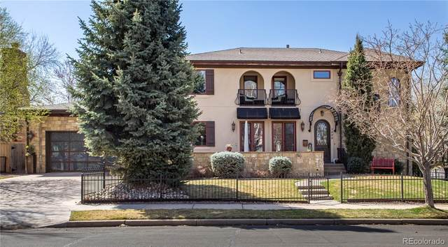 3000 Ohm Way, Denver, CO 80209 (#1771679) :: The Griffith Home Team